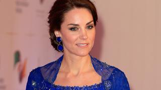 Best Look: Kate Middleton w kreacji Jenny Packham