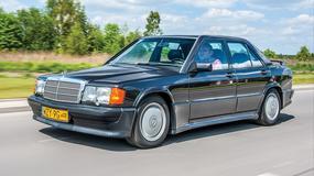 Mercedes 190E 2.3-16 – wschodząca gwiazda | Używane