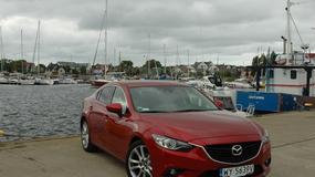 Mazda 6 – sedanem na wczasy
