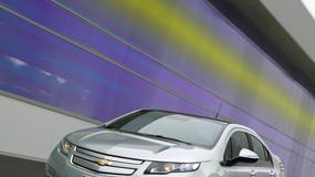 Chevrolet Volt: prawdziwa hybryda
