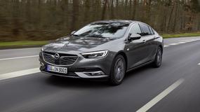Opel Insignia Grand Sport - Widać, że wielki, ale czy sportowy?