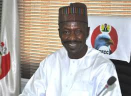 EFCC Acting Chairman, Ibrahim Magu was appointed in November 2015. (Hausa Daily Nigerian)
