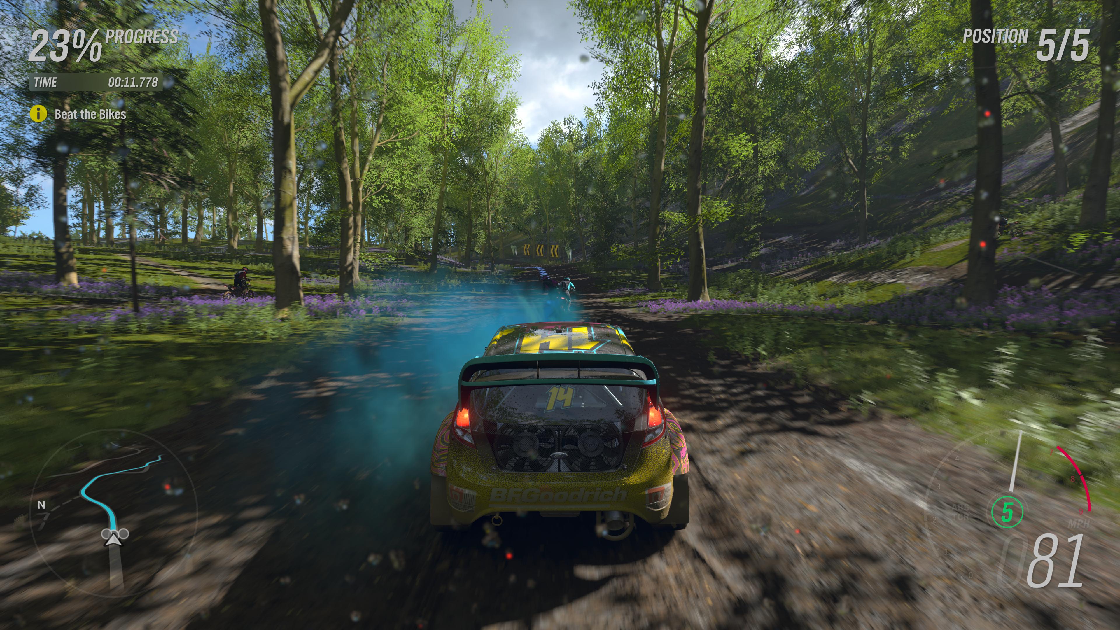 Forza Horizon 4 dostala grafické vylepšenia