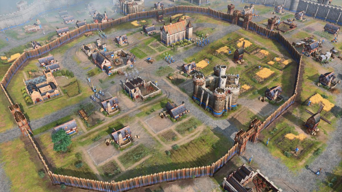 Obrázok z Age of Empires IV.