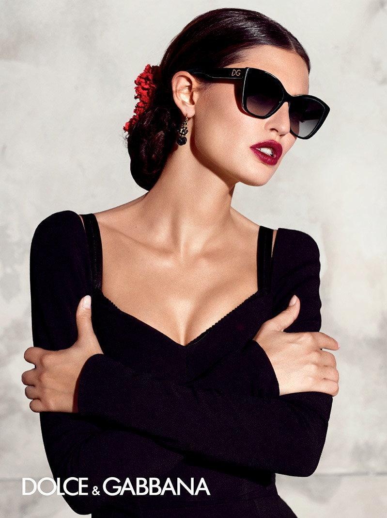 Oprawki Dolce Gabbana