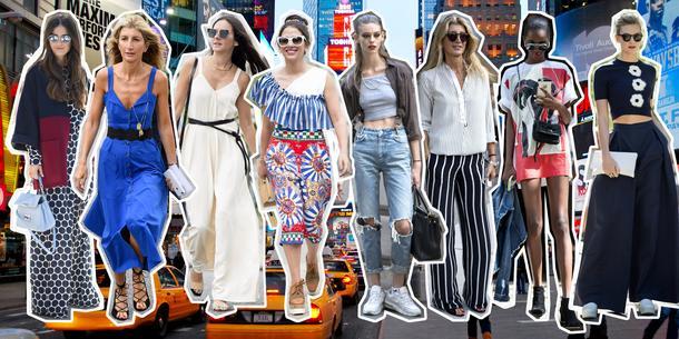 Nowojorski styl – jak ubiera się mieszkanka metropolii?
