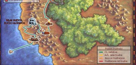 """Screen z gry """"Matmoludki: Logiczna podróż"""""""