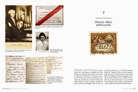 Jedna z kart książki