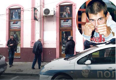 Prostorije SNS u Smederevskoj Palanci i napadač Aleksandar Vučić