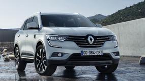 Nowy Renault Koleos – pierwsze zdjęcia