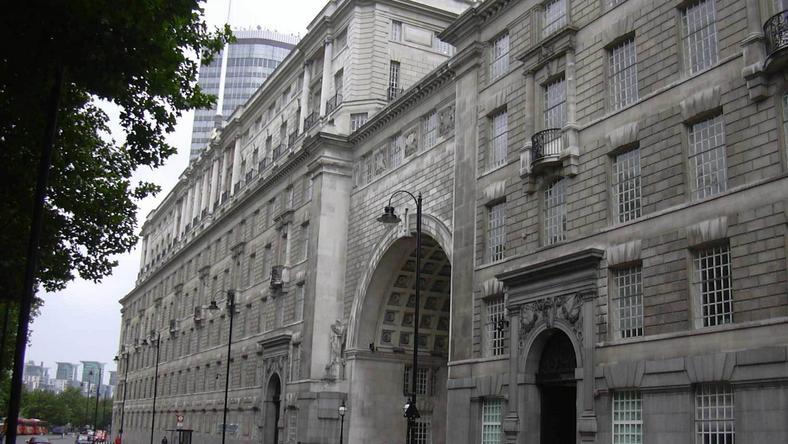 Az MI5 épülete/Fotó-Wikipedia