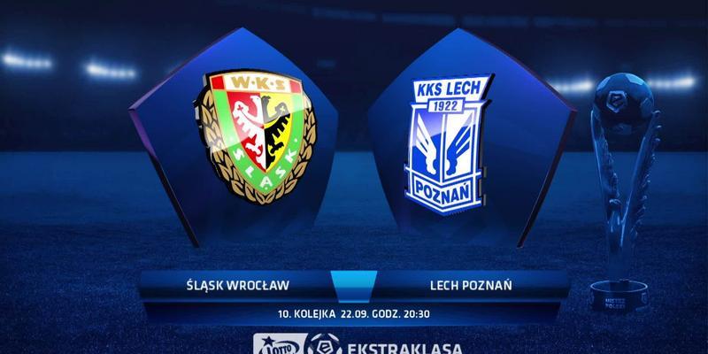 Śląsk - Lech (2:0): zobacz skrót meczu