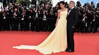 Best Look: Amal Clooney w kreacji Versace