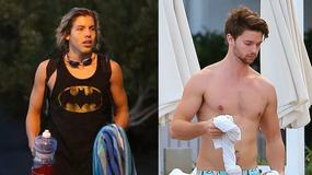 Synowie Arnolda Schwarzeneggera. Który wygląda lepiej?