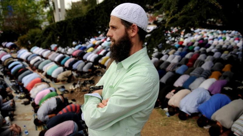Muzułmanie, fot. AFP