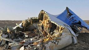 Katastrofa rosyjskiego airbusa w Egipcie. Zdjęcia z miejsca tragedii