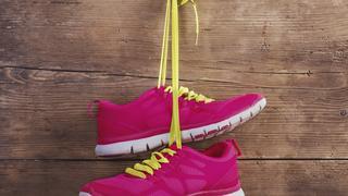 Kolorowe buty na trening!