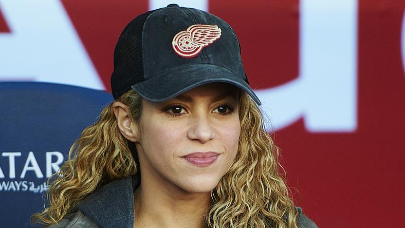 Megalázták a kolumbiai énekesnőt /Fotó: AFP
