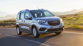 Nowy Opel Combo Life – już jest w Polsce