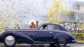 Pebble Beach: zwycięzcą Alfa Romeo 8C 2900B Touring Berlinetta
