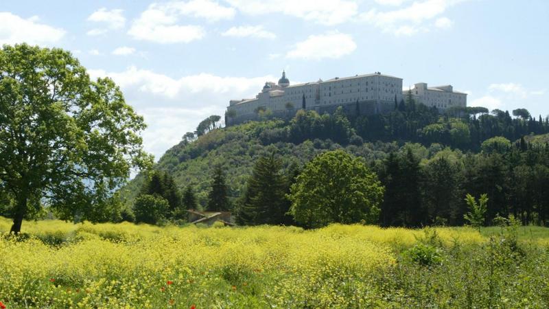Klasztor na Monte Cassino