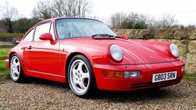 13 klasycznych Porsche na aukcji