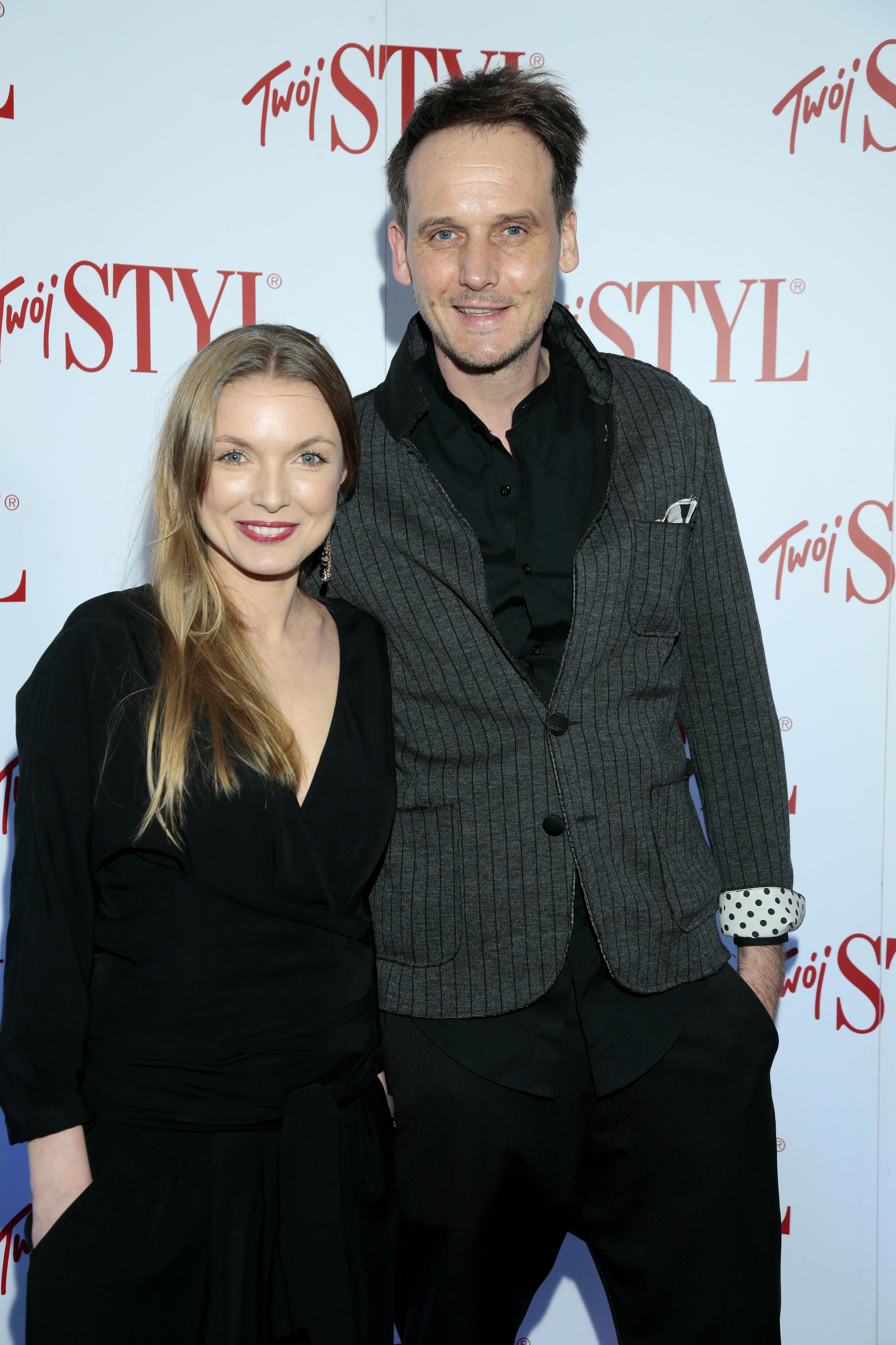Pascal Brodnicki z żoną na gali Twojego Stylu  zdjęcie 2