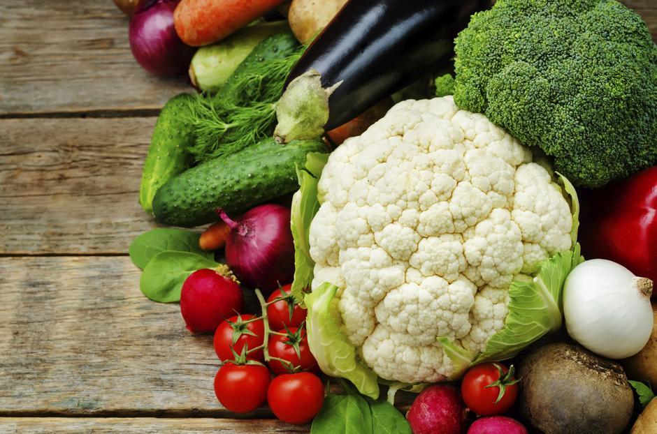 Warzywa pomogą odżywić twoją skórę