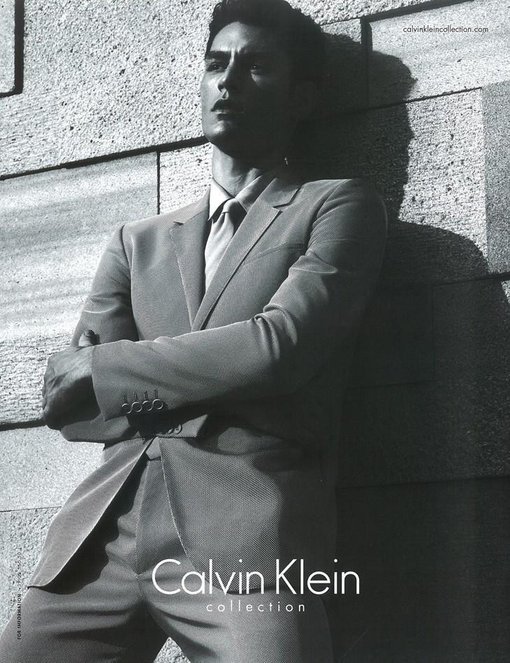 Kampania Calvin Klein