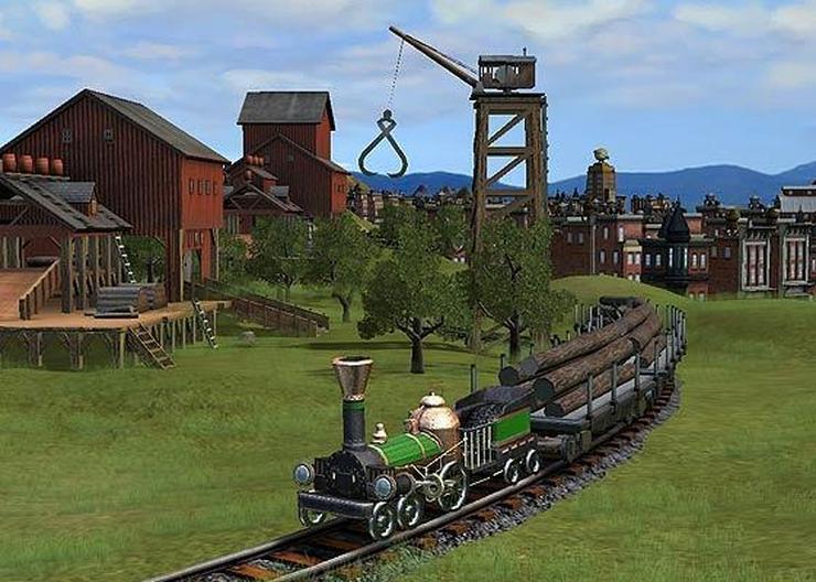 Хорошие игры. . Sid Meier's Railroads!
