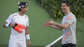 Cristiano Ronaldo kontra Rafael Nadal