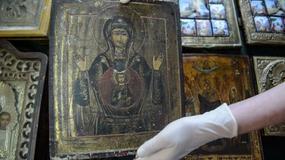 Ikony z przemytu trafiły do muzeum w Białej Podlaskiej