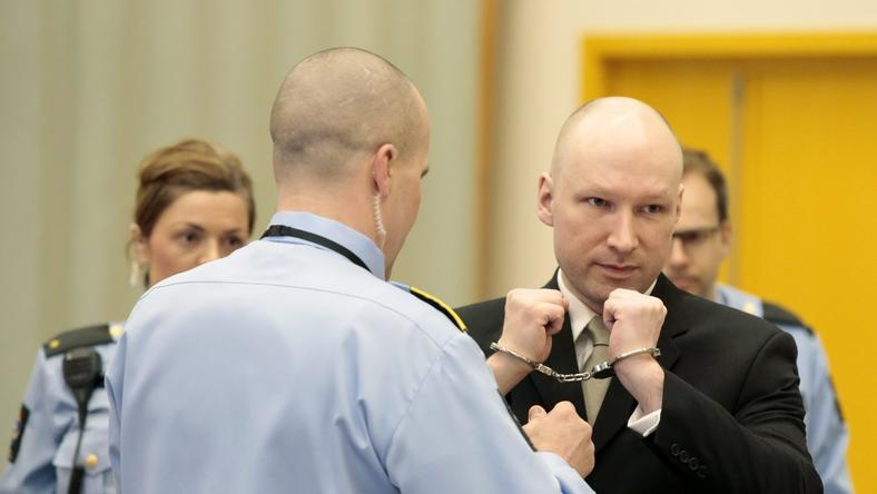 Breivik élete végéig náci marad /Fotó: MTI