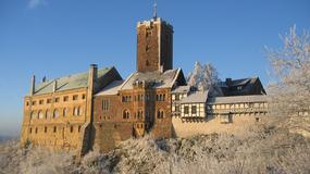 Wartburg - zamek świętych i prześladowanych