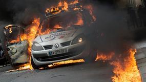 Francja: manifestacje policji i jej przeciwników