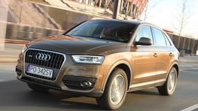 Audi Q3: modny i kompetentny