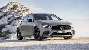 Nowy Mercedes Klasy A - gwiazda rozbłysła