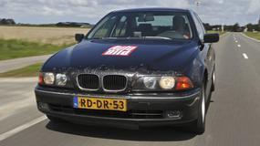 Milion kilometrów za kierownicą BMW serii 5