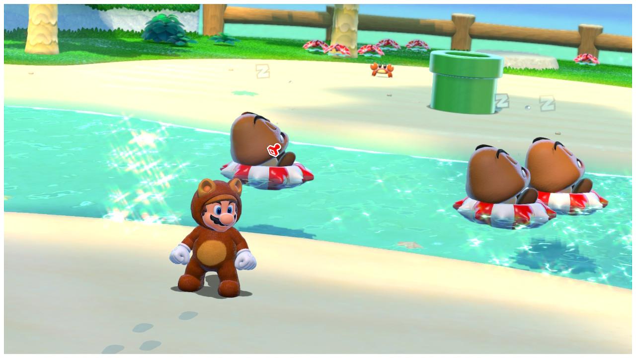 Hra obsahuje aj foto režim, kde si môžeš zastaviť akýkoľvek moment a pohrať sa s kompozíciou.