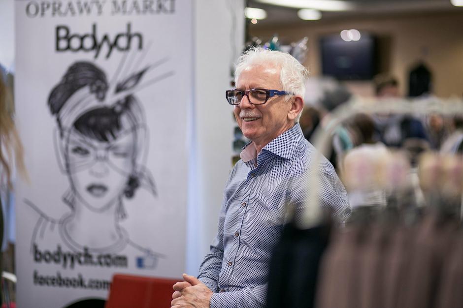Piotr Dębski - Targi Slow Fashion