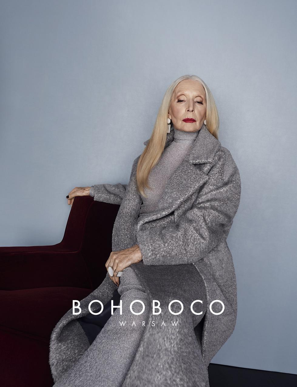 Helena Norowicz dla Bohoboco