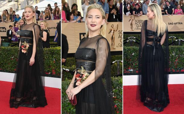 Best Look: Kate Hudson w kreacji Christian Dior