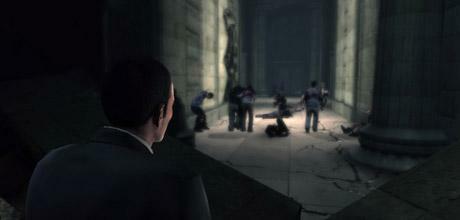 """Screen z gry """"Legendary"""""""