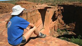 Brytyjka spadła z klifu w Australii, bo chciała sobie zrobić zdjęcie - wszczęto śledztwo