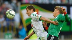 Ekstraklasa: jedna bramka wystarczyła Legii do zwycięstwa