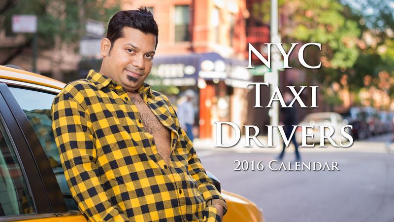 New York-i taxisok szexi naptára / Fotó: Profimedia-Reddot
