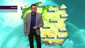 Prognoza pogody dla Polski - 27.01