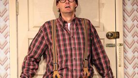 Kuba Wojewódzki jako Woody Allen
