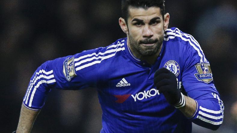Chelsea/Yokohama: 15,6 milliárd - Diego Costa és társai dúsgazdag klubnál fociznak, itt a szponzoráció is sokba kerül / Fotó: AFP