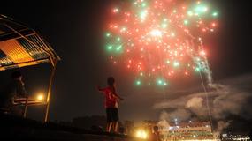 Miliony Hindusów na całym świecie obchodzą święto Diwali